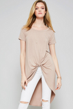 All Tied Up Hi-Low Tunic | 4 Colors!
