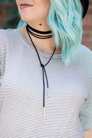 Tie It Up Choker