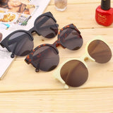 Rounded Cat-Eye Sunnies - 3 Colors!