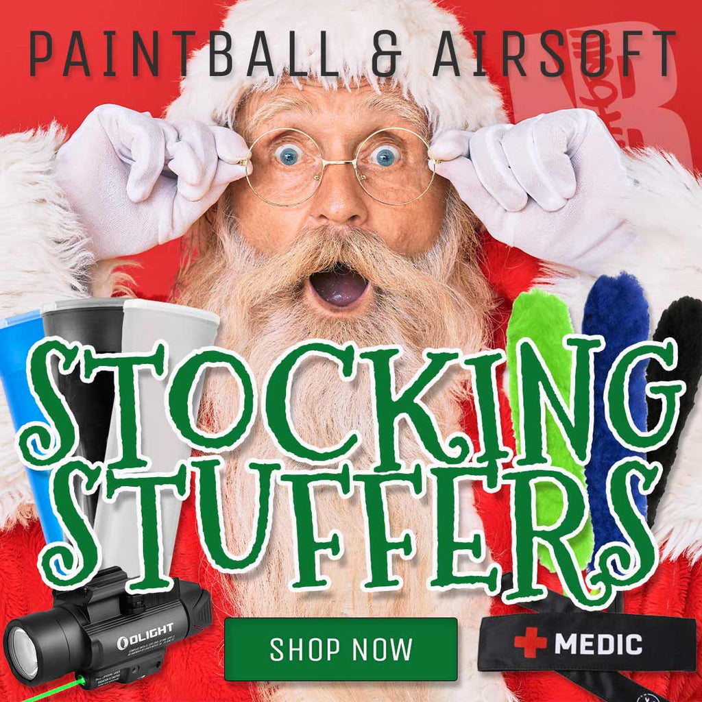 Paintball & Airsoft Gift Ideas