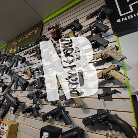 In Stock Airsoft Products