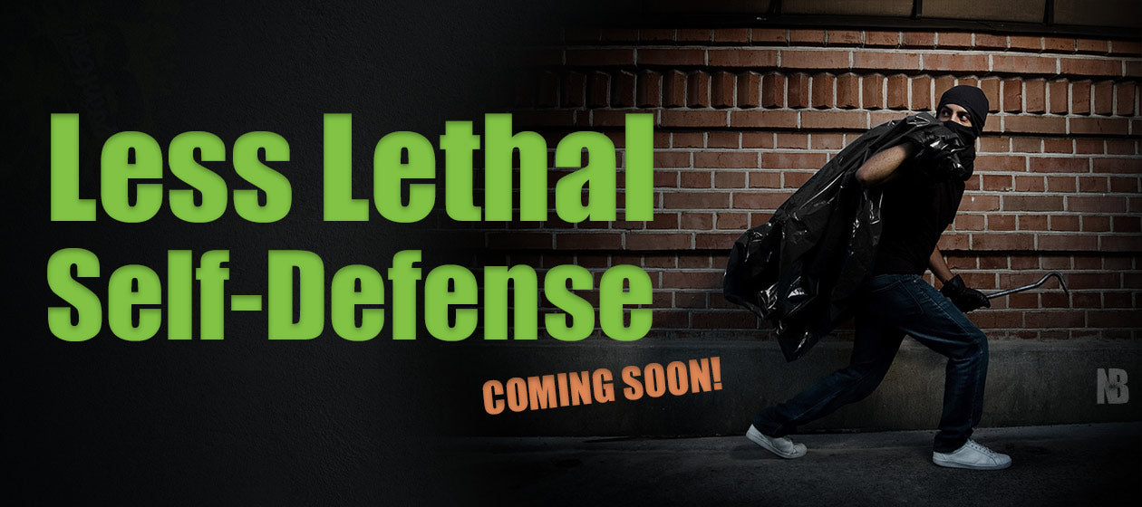 Less Lethal Promo Image
