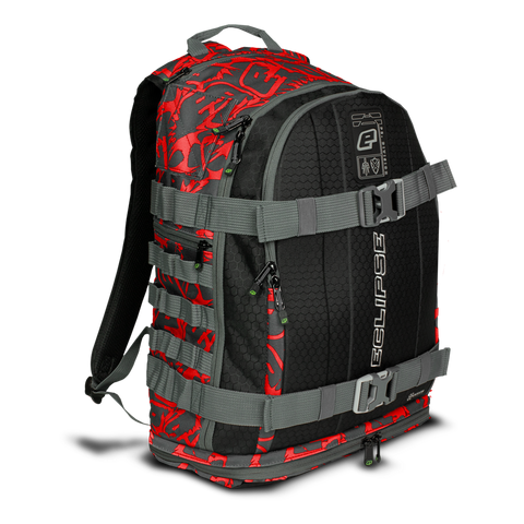 Eclipse GX2 Gravel Backpack - Fighter Red