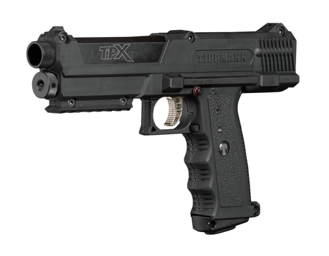 Tippmann TiPX Paintball Pistol-Black - New Breed Paintball & Airsoft