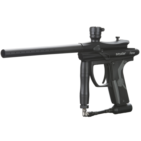 Spyder Fenix Paintball Marker-Diamond Black - New Breed Paintball & Airsoft