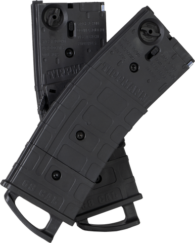 Tippmann TMC 20rd Magazines 2 Pack-Black - New Breed Paintball & Airsoft