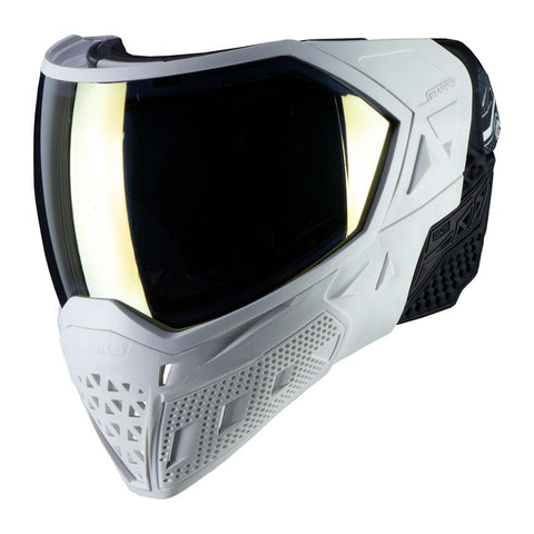 Empire EVS Paintball Mask - White / White