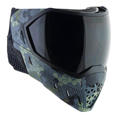 Empire EVS SE Paintball Mask - Hex Camo LE
