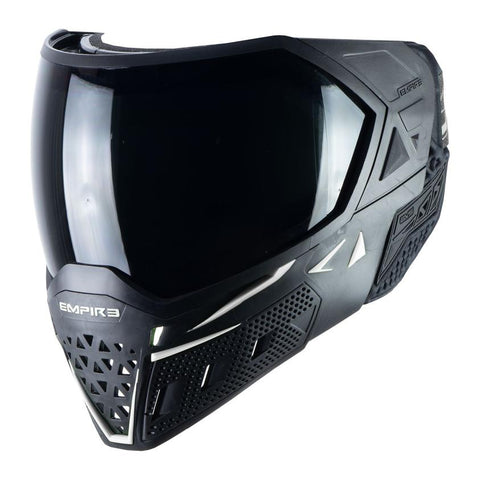 Empire EVS Paintball Mask - Black / White