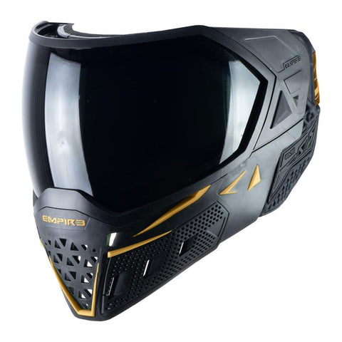 Empire EVS Paintball Mask - Black / Gold