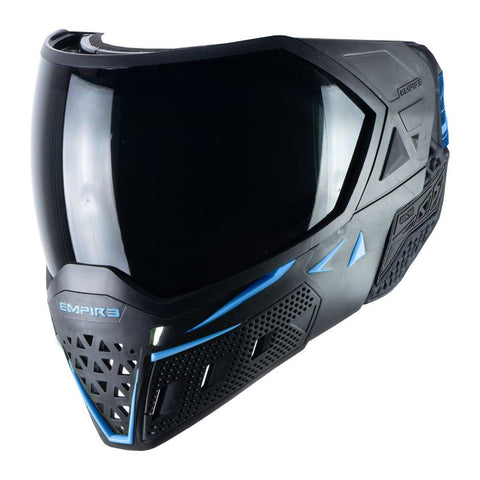 Empire EVS Paintball Mask - Black / Navy Blue