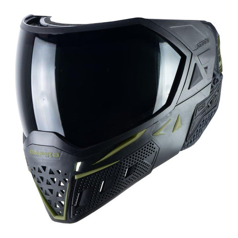 Empire EVS Paintball Mask - Black / Olive