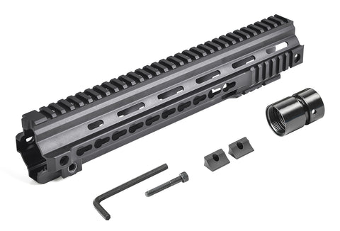 VFC Calibur 13in Keymod Rail - Black