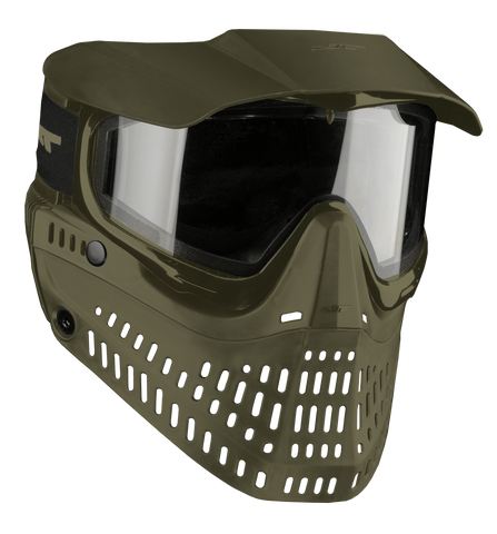 JT ProShield Paintball Mask-Olive - New Breed Paintball & Airsoft