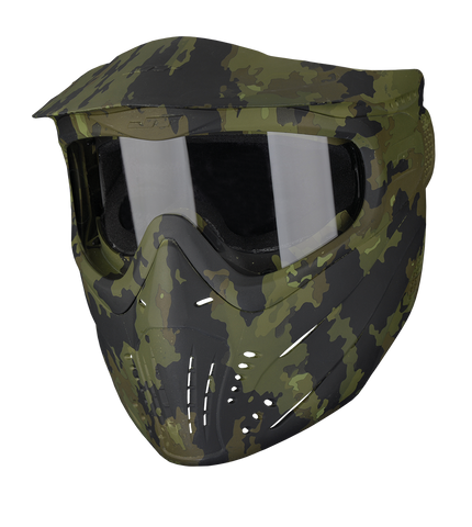 JT Premise Paintball Mask-Camo - New Breed Paintball & Airsoft
