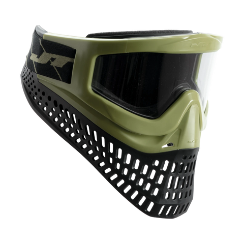 JT Proflex X with Quick Change System - Olive - Thermal Goggle
