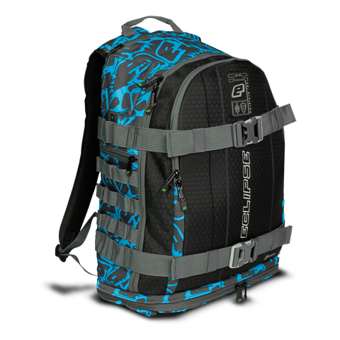 Eclipse GX2 Gravel Backpack - Fighter Blue