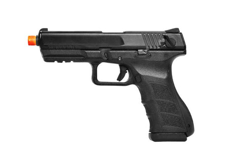 KWA ATP-SE Select Fire GBB Pistol - Black