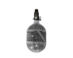 AeroLite Carbon Fiber Tank - 48ci / 4500psi  - Clear - New Breed Paintball & Airsoft