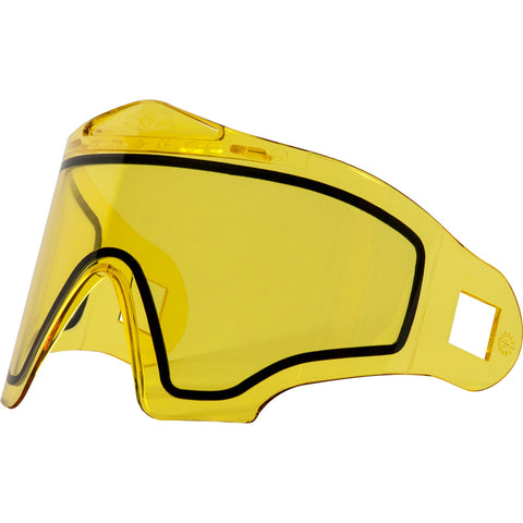 Valken MI Dual Pane Thermal Lens - Yellow