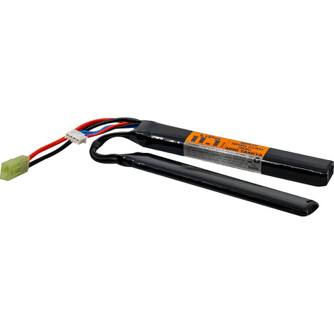 Valken LiP0 Battery 11.1v 1200mAh 30c Split-Tamyia