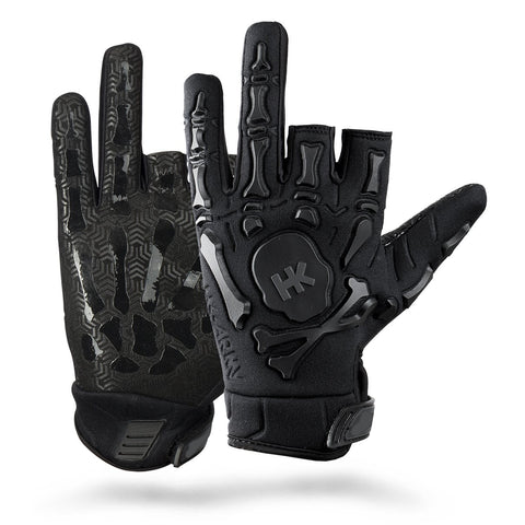 Bones Glove - Black - New Breed Paintball & Airsoft
