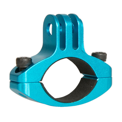 Barrel Camera Mount - Blue - New Breed Paintball & Airsoft