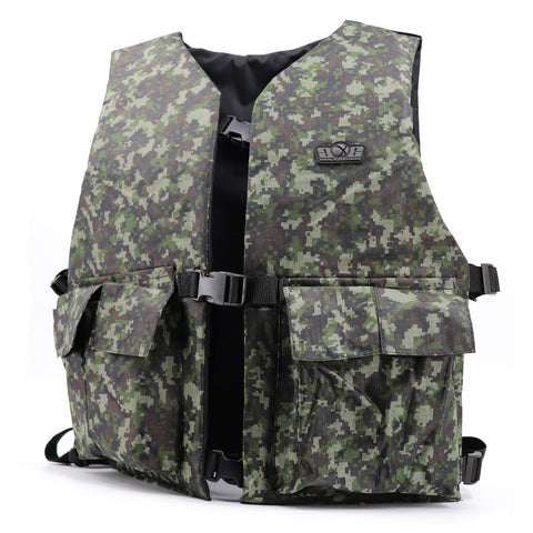 Gen X Global G-30 Chest Protector - Digi Camo