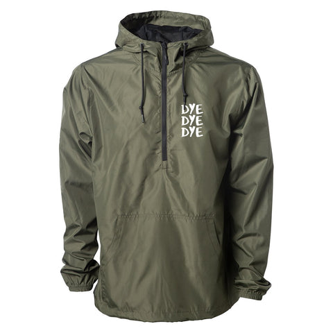Pullover Jacket Cowles - Olive - New Breed Paintball & Airsoft