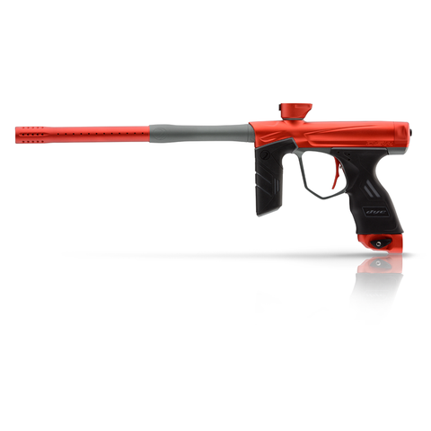 DSR Blaze Red/Gray - New Breed Paintball & Airsoft