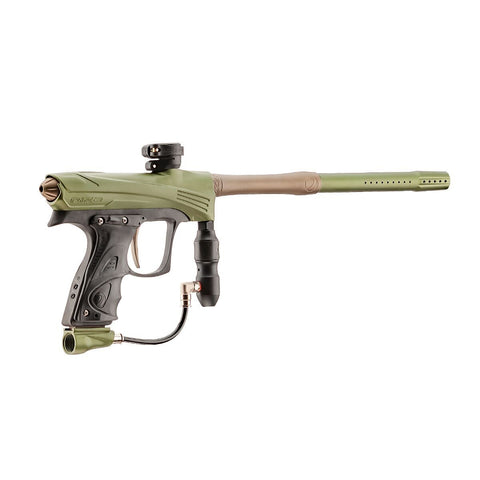 DYE Rize CZR - Olive with Tan - New Breed Paintball & Airsoft