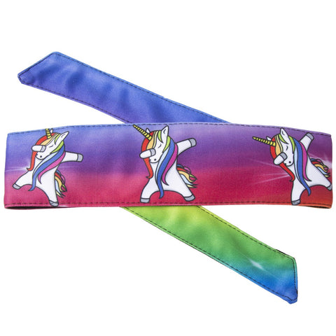 Dabbing Unicorn Headband - New Breed Paintball & Airsoft