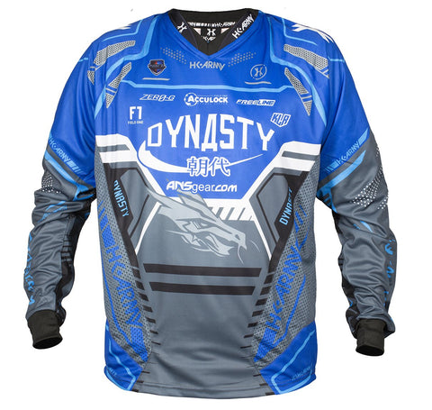 HK Army Freeline Jersey - Dynasty - NXL 2020 - Away