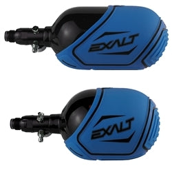 Exalt 45-50ci Small HPA Air Tank Cover - Blue