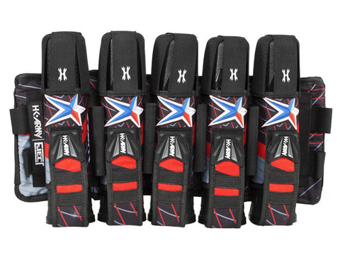 Eject Harness - Houston Heat - 5+4+4 - New Breed Paintball & Airsoft
