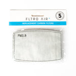 HK Army FLTRD Air - Replacement Carbon Filters - 5 Pack