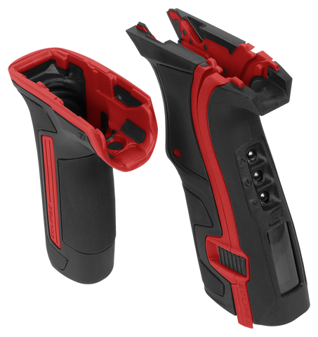 Eclipse CS2 Two Tone Color Grip Kit - Red