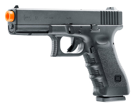 Fully Licensed Glock 17 Gen 3 CO2 Blowback - Black
