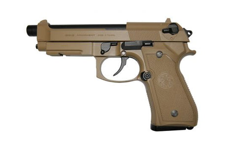 GPM92-Tan (with BB Loader + Pistol Case) - New Breed Paintball & Airsoft