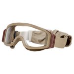 Valken Tango Single Pane Goggle - Tan