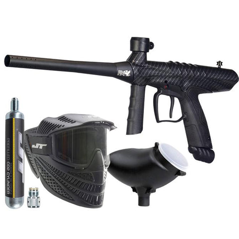 Tippmann Gryphon FX Power Pack - Raptor Mask/90g CO2/Loader - New Breed Paintball & Airsoft