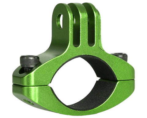 Barrel Camera Mount - Neon Green - New Breed Paintball & Airsoft