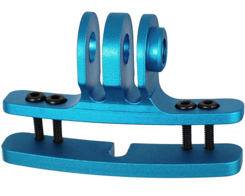 Goggle Camera Mount - Blue - New Breed Paintball & Airsoft
