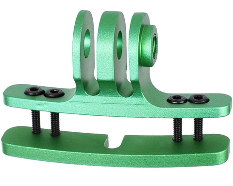 Goggle Camera Mount - Neon Green - New Breed Paintball & Airsoft