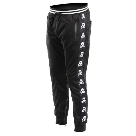 OG Skull - Black - Track Jogger Pants - New Breed Paintball & Airsoft