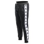 OG Skull - Gray - Track Jogger Pants - New Breed Paintball & Airsoft
