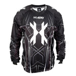 HSTL Line Jersey - Black/Grey - New Breed Paintball & Airsoft