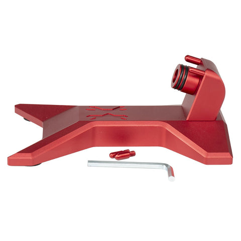 Gun Stand - Red - New Breed Paintball & Airsoft