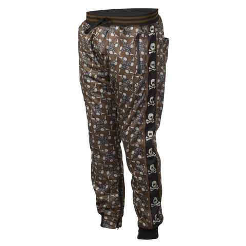 Hostilewear - Brown - Track Jogger Pants - New Breed Paintball & Airsoft