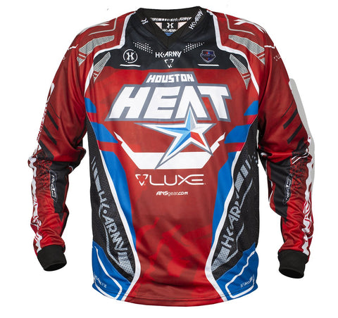 HK Army Freeline Jersey - Houston Heat - NXL 2020 - Away